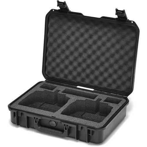 Go Professional Cases XB-UNITRANS-2 Universal Hard Case for two Transmitters