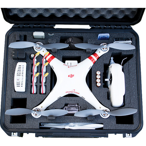 Go Professional Cases XB-DJI-FPV Phantom Case