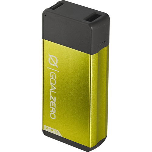 GOAL ZERO Flip 24 6700mAh Portable Power Station (Green)