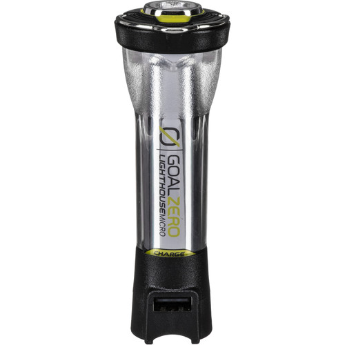 GOAL ZERO Lighthouse Micro Charge LED Lantern/Flashlight/Recharger