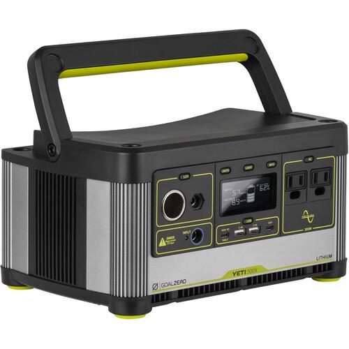 GOAL ZERO Yeti 500X Portable Power Station
