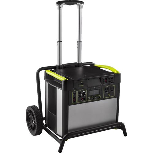 GOAL ZERO Yeti 3000 Lithium Portable Power Station