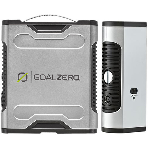 Goal Zero Sherpa 50 Power Pack with 110 Volt Inverter Kit