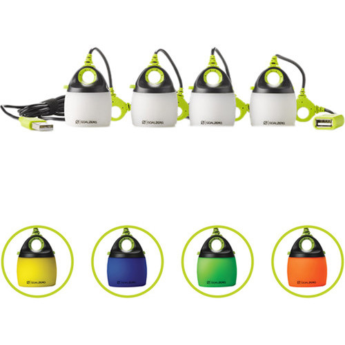 GOAL ZERO Light-A-Life Mini (4-Pack) with Shades
