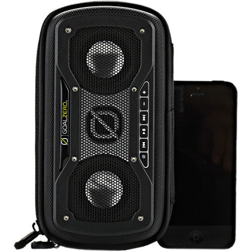 GOAL ZERO Rock Out 2 Portable Rechargeable Speaker (Black)