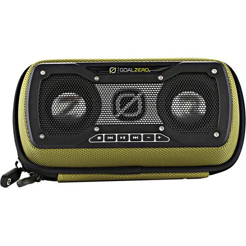 GOAL ZERO Rock Out 2 Wireless Rechargeable Speaker (Green)