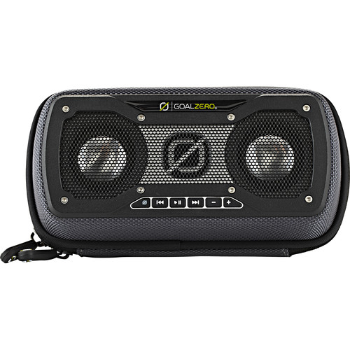 GOAL ZERO Rock Out 2 Wireless Rechargeable Speaker (Gray)