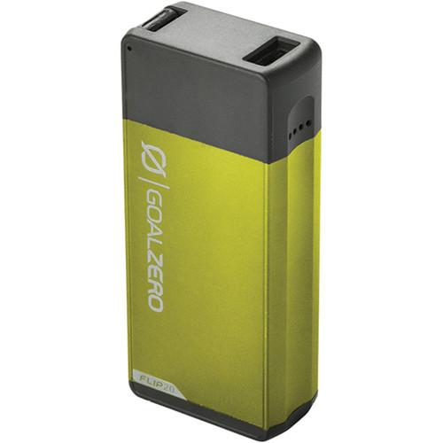 GOAL ZERO Flip 20 USB Recharger (Green)
