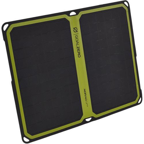 GOAL ZERO Nomad 14 Plus Solar Panel (Black)