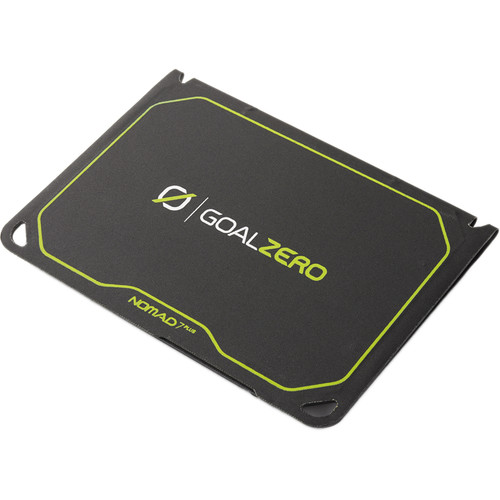 GOAL ZERO Nomad 7 Plus Solar Panel (Black)
