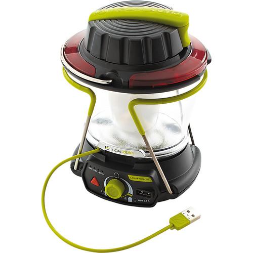 GOAL ZERO Lighthouse 250 LED Lantern / USB Hub