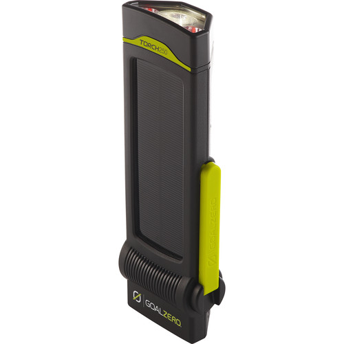 GOAL ZERO Torch 250 USB/Solar/Crank LED Flashlight