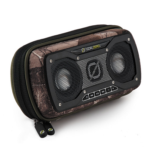 GOAL ZERO Rock Out 2 Rechargeable Speaker (Camo)