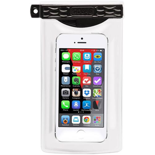 GoBag Minnow Waterproof Smartphone Bag (Black)