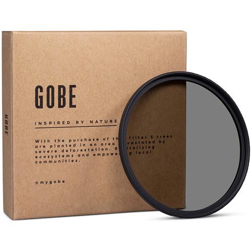 Gobe 52mm ND2 2Peak Solid Neutral Density 0.3 Filter (1 Stop)