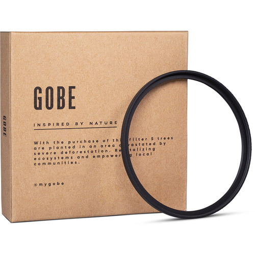 Gobe 55mm UV SCHOTT-16-Layer Multi-Resistant Coated Filter