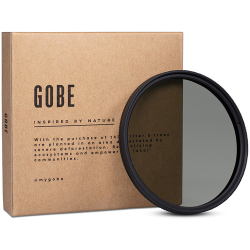 Gobe 58mm 2Peak Circular Polarizer Filter