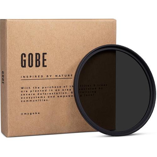Gobe 62mm ND8 1Peak Solid Neutral Density 0.9 Filter (3 Stops)