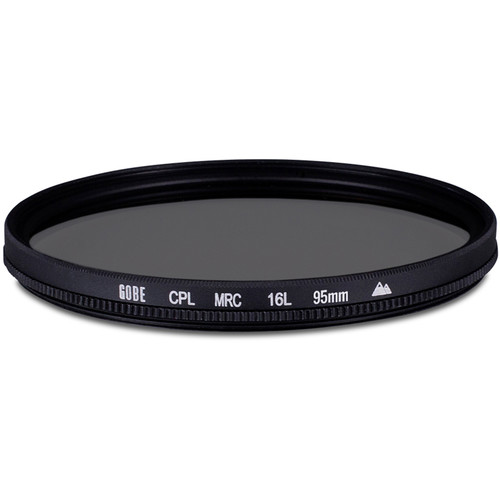 Gobe 95mm (MC 16-Layer) Circular Polarizer Filter