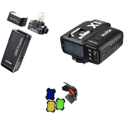 Godox AD200 Kit for Fuji Cameras