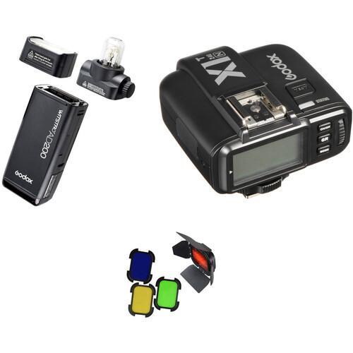 Godox AD200 Kit for Nikon Cameras
