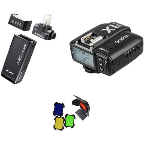 Godox AD200 Kit for Olympus & Panasonic Cameras