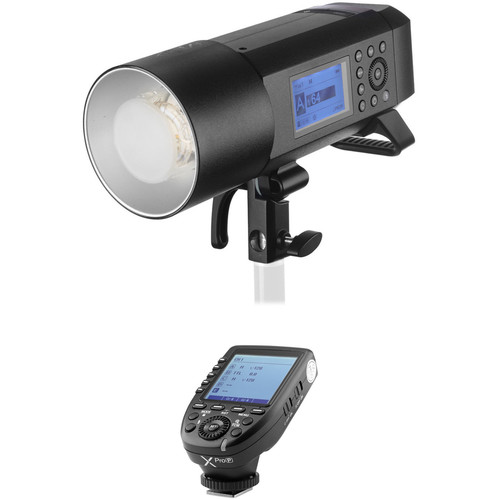 Godox AD400Pro Witstro All-In-One Outdoor Flash with XProP TTL Trigger Kit for Pentax