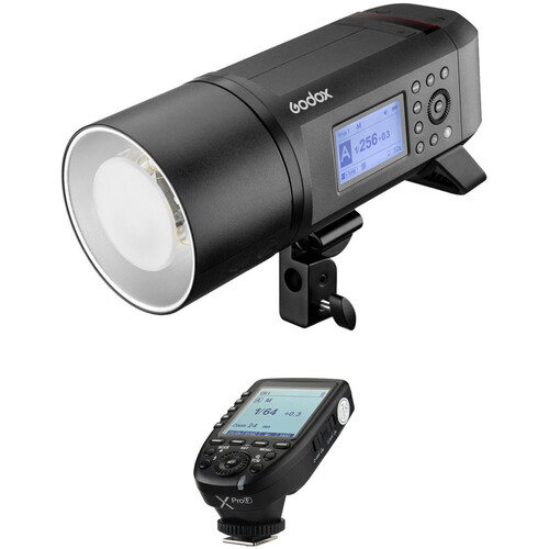 Godox AD600Pro Witstro Flash and Fujifilm Wireless Trigger for Fujifilm Cameras Kit
