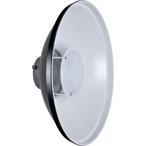 "Godox Beauty Dish Reflector (White, 16.5"")"