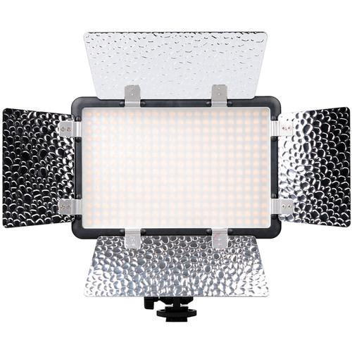 Godox LED308IIY Tungsten 21W On-Camera LED Light (3300K)