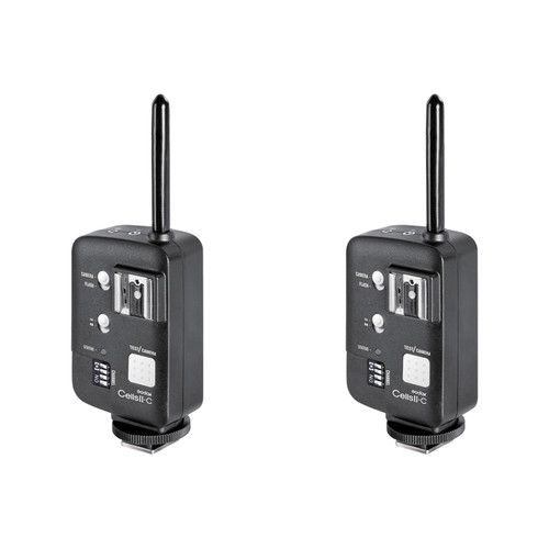 Godox Cells II-C Transceiver for Canon (2-Pack)
