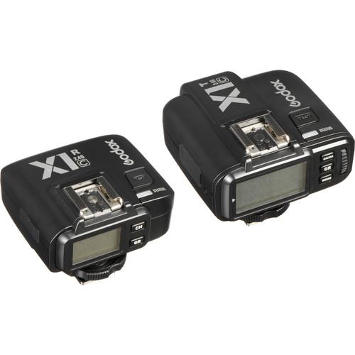 Godox X1C TTL Wireless Flash Trigger Set for Canon