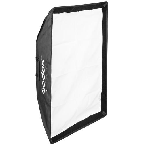 "Godox Softbox with Grid for Smart, Mini Pioneer, and Mini Master Lights (19.7 x 27.6"")"