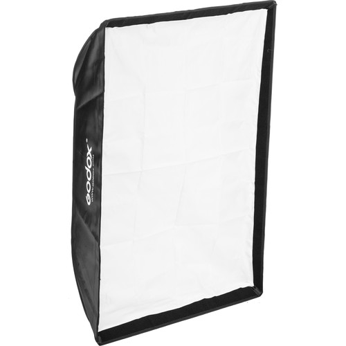 "Godox Softbox with Bowens Mounting, Grid, and Hook-and-Loop Fastener (31.5 x 47.2"")"
