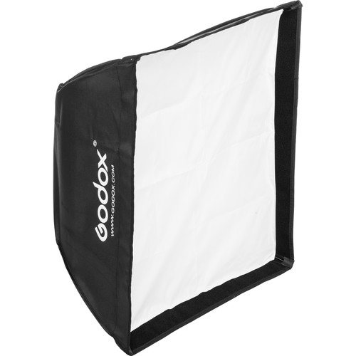 "Godox Softbox with Bowens Speed Ring and Grid (35.4 x 35.4"")"