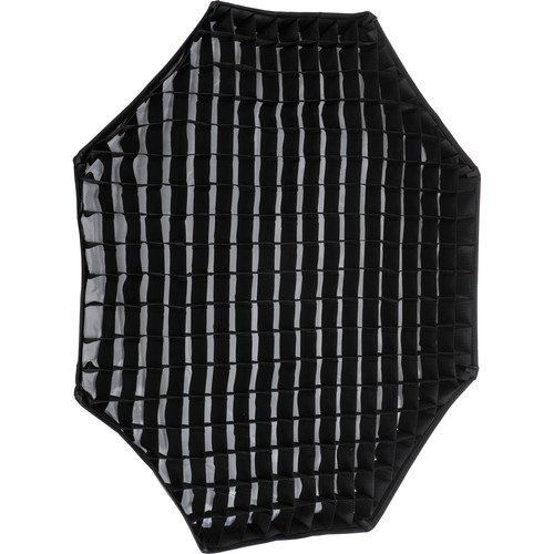 """Godox Softbox with Bowens Mounting, Grid, and Hook-and-Loop Fastener (37"""", Octagon)"""