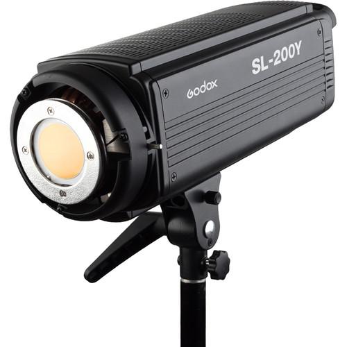 Godox SL-200 LED Video Light (Tungsten-Balanced)
