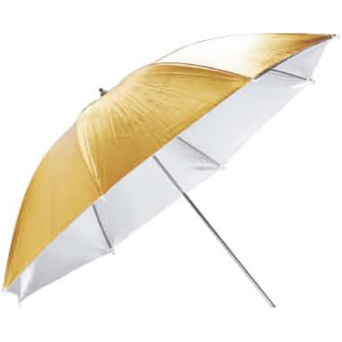 "Godox Reversible Reflective Umbrella (33"", Gold/Silver)"