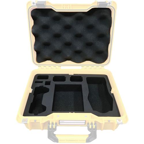 GoGORIL Foam Insert For DJI Mavic 2 Pro Drone (Black)