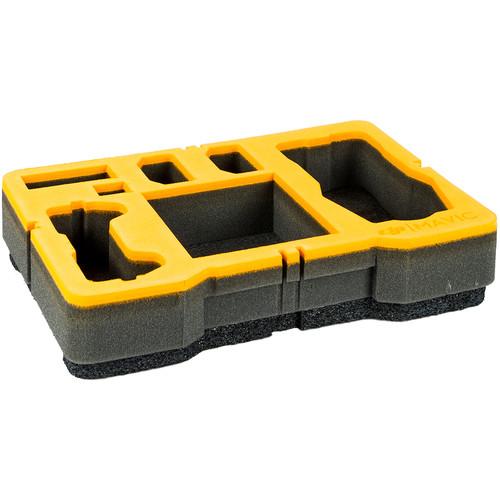 GoGORIL Foam Insert for DJI Mavic Drone (Orange)