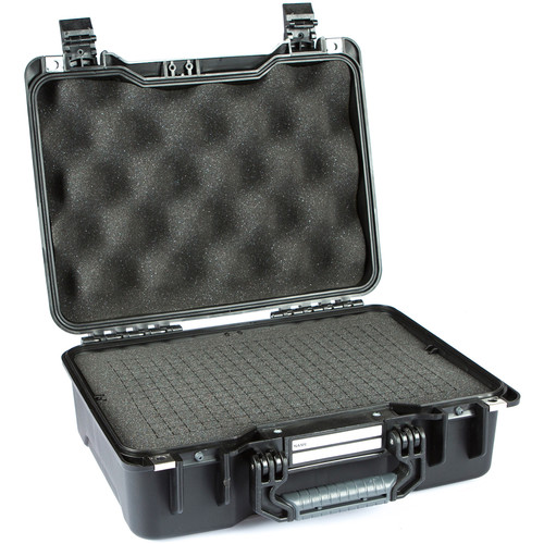 GoGORIL G20 Hard Case with Cubed Foam (Black)