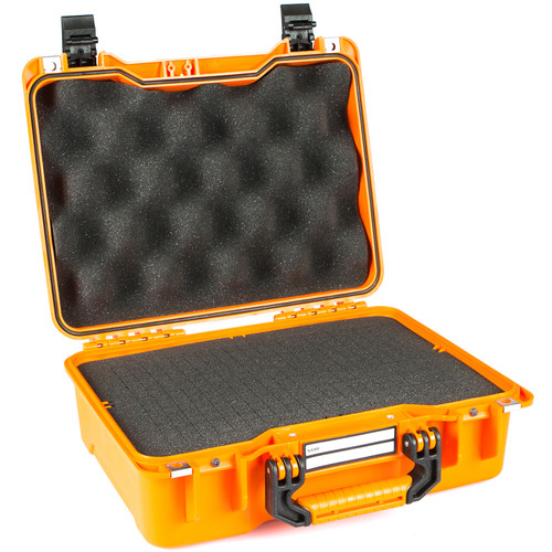 GoGORIL G20 Hard Case with Cubed Foam (Orange)