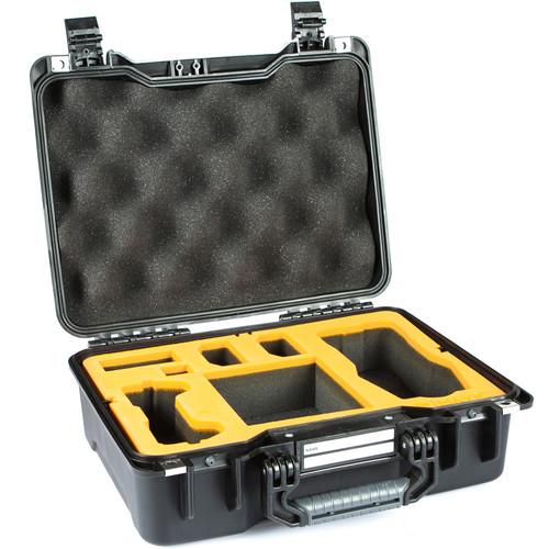 GoGORIL G20 Hardcase with Foam for DJI Mavic Pro (Black)