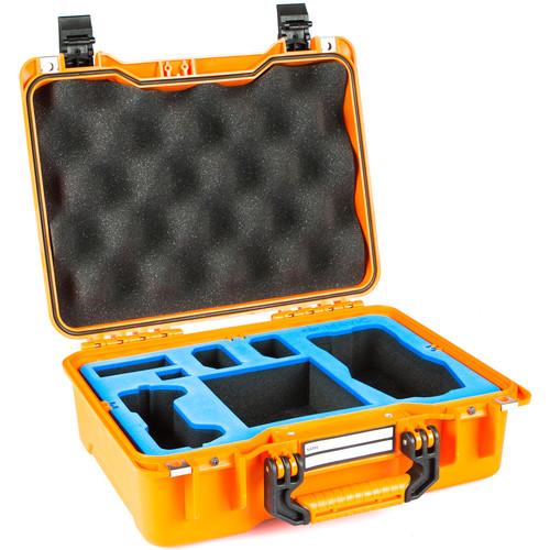GoGORIL G20 Hardcase with Foam for DJI Mavic Pro (Orange)