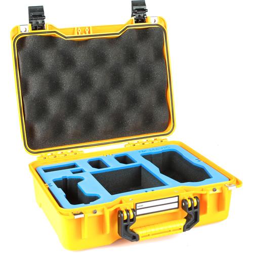 GoGORIL G20 Hardcase with Foam for DJI Mavic Pro (Yellow)