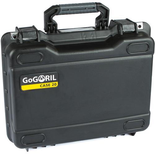 GoGORIL G20 Hard Case (No Foam, Black)