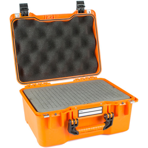 GoGORIL G23 Hard Case for DJI Mavic Pro with Cubed Foam (Orange)