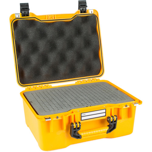GoGORIL G23 Hard Case for DJI Mavic Pro with Cubed Foam(Yellow)