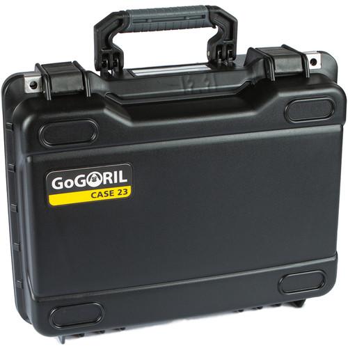 GoGORIL G23 Hard Case for DJI Mavic Pro No foam(Black)