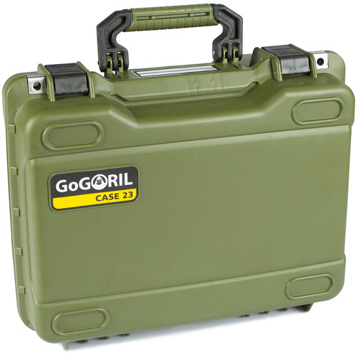 GoGORIL G23 Hard Case for DJI Mavic Pro No foam (Green)